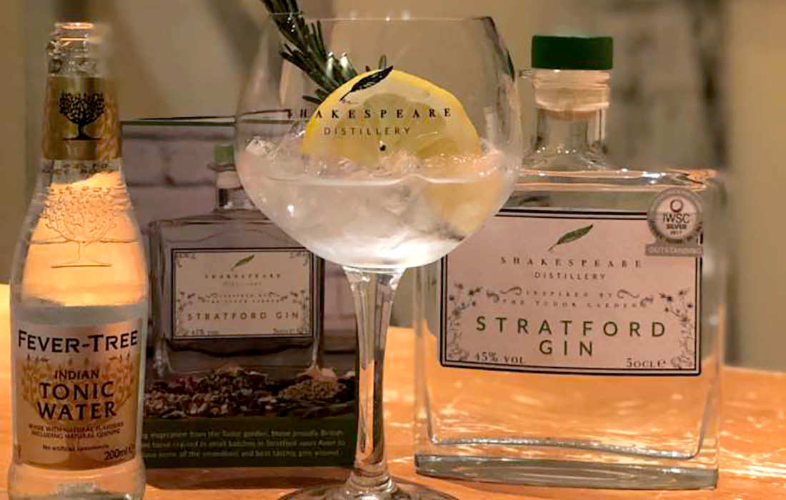Read news article: Stratford 'Gin of the Month'